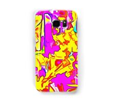 Abstract X2-20 Samsung Galaxy Case/Skin
