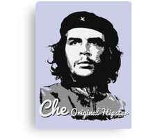 Che - Original Hipster (Che Guevara, #1 in the Original Hipster Series) Canvas Print