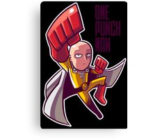 <ONE PUNCH MAN> One Punch Man Cartoon Style Canvas Print