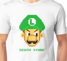 Luigi Death Stare Unisex T-Shirt
