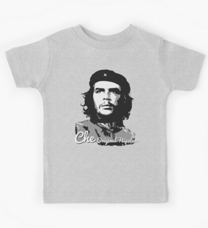 Che - Original Hipster (Che Guevara, #1 in the Original Hipster Series) Kids Tee