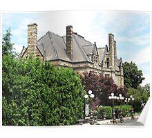 Buhl Mansion & Spa Poster