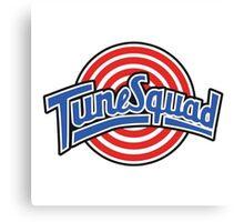 Tunes Squad - Space Jam Logo Canvas Print