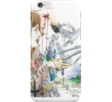 Can't Be Without You iPhone Case/Skin