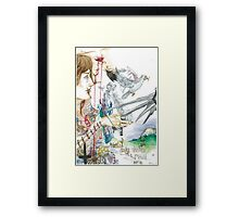 Can't Be Without You Framed Print