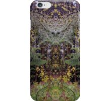 Forest Symmetry iPhone Case/Skin