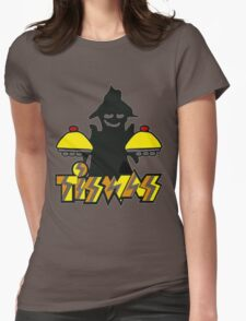 Tiswas 2 Womens Fitted T-Shirt