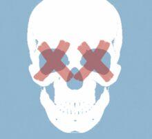 Bones Minimalist Sticker