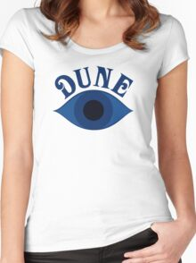 Dune by Frank Herbert Women's Fitted Scoop T-Shirt