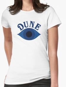 Dune by Frank Herbert Womens Fitted T-Shirt