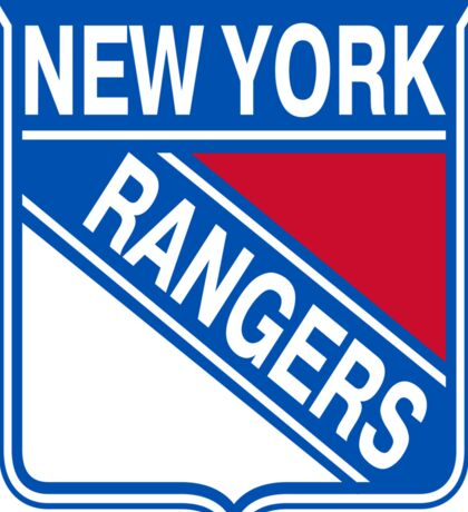 New York Rangers  Sticker