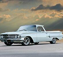 1960 Chevrolet Custom El Camino by DaveKoontz