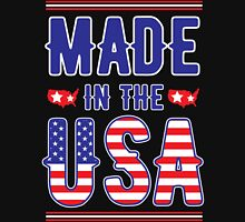 Made in the USA America independence day 4TH July 1776 Unisex T-Shirt