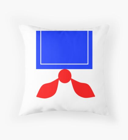 Stay Puft Marshmallow Man Pillow & Tote Throw Pillow