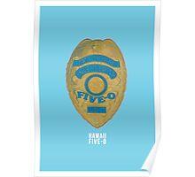 Hawaii Five-0 Minimalist Poster