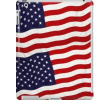 American Flag Leggings iPad Case/Skin
