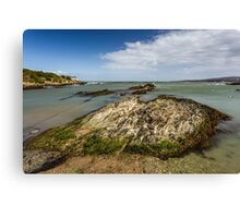 Bull Bay on the Isle of Anglesey in North Wales Canvas Print