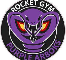 Rocket Gym by juanotron