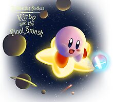 Smashing Bros - Kirby and the Final Smash by juanotron
