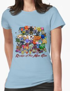 Realm of the Mad God - Fear the Gods Womens Fitted T-Shirt