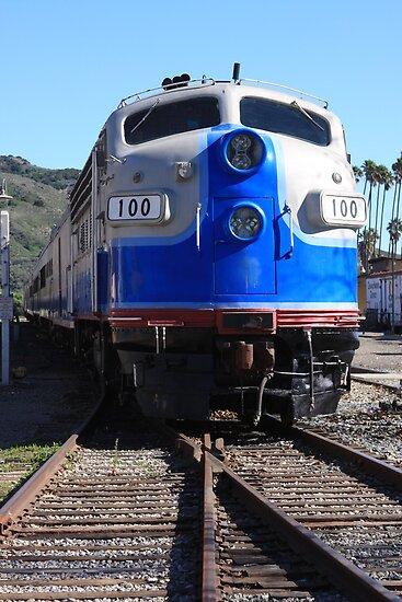 Train by CarolM