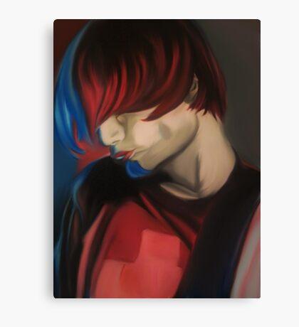 Jonny Greenwood Canvas Print
