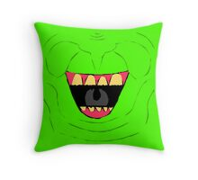 Slimer Pillow & Tote Throw Pillow