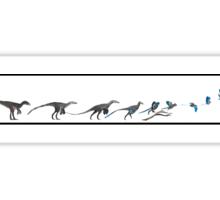 The Ascent of Bird Sticker