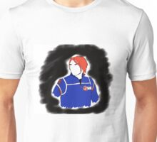 Gerard Way Danger Days Unisex T-Shirt