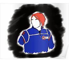 Gerard Way Danger Days Poster