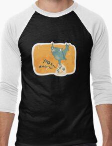 Boo.. Men's Baseball ¾ T-Shirt