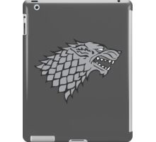 House Stark Wolf (Game of Thrones) HBO iPad Case/Skin