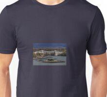Menai Suspension Bridge, Anglesey Unisex T-Shirt