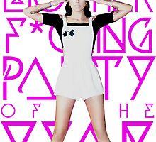Cher Lloyd - 'M.F.P.O.T.Y' Clean by vinnnny