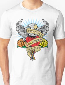 LGBTQIA Dagger Unisex T-Shirt