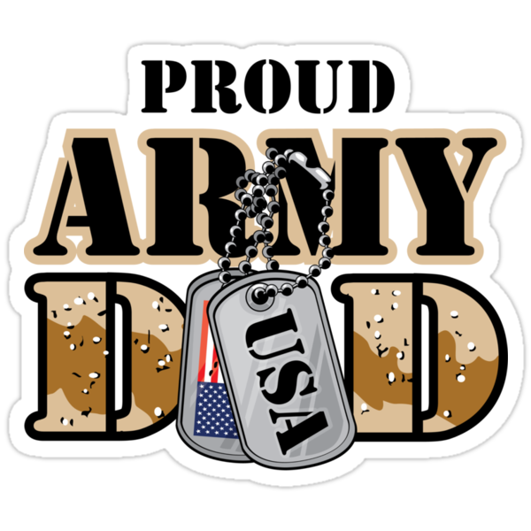 Proud Army Dad by AngelGirl21030