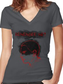Imperator Furiosa - Remember Me? Women's Fitted V-Neck T-Shirt