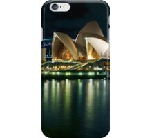 The Other Side - Sydney Opera House - Vivid Sydney iPhone Case/Skin