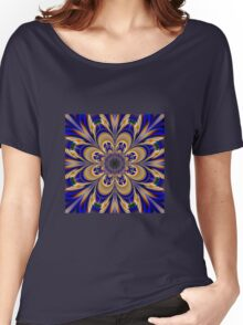 Abstract Women's Relaxed Fit T-Shirt