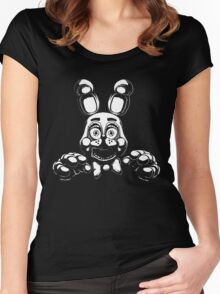 Bonnie FNAF Women's Fitted Scoop T-Shirt
