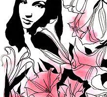 The Best Flower From Your Garden by Aleksandra Kabakova