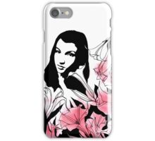 The Best Flower From Your Garden iPhone Case/Skin