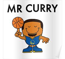 Mr Curry Poster