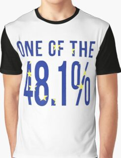 One Of the 48.1% Graphic T-Shirt