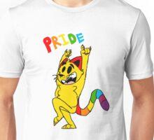 pride cat! Unisex T-Shirt