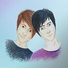 Danisnotonfire and AmazingPhil by EAMS