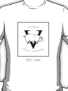 Verger Meat Packing  T-Shirt