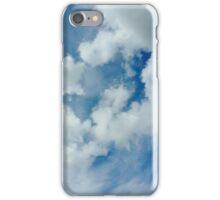 up in the clouds iPhone Case/Skin