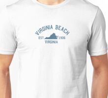 Virginia Beach. Unisex T-Shirt
