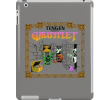 GAUNTLET ARCADE GAME iPad Case/Skin